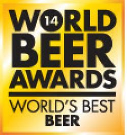 Haacht Brewery Tongerlo Blond World's Best Beer 2014